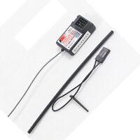 FlySky FS-GR3E 2.4G 3CH RC Radio Receiver System RX for GT3B GT3C Transmitter TX
