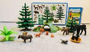 Playmobil Waldtiere Katzen Tiere 3006