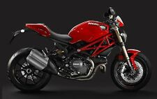DUCATI MONSTER 696 ABS WORKSHOP SERVICE REPAIR MANUAL ON CD 2011 - 2014