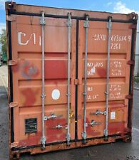 More details for 20 ft shipping container clean inside & out  good condition