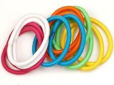 Snag libres de colores brillantes Cinta para el pelo vincha Elásticos motas no Metal