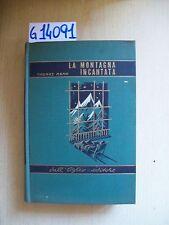 T. MANN - LA MONTAGNA INCANTATA - DALL'OGLIO EDITORE - 1962