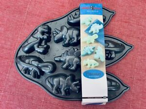 NORDIC WARE Dinosaur Muffin Tray .7litre (3 cups) Made in USA | New Never Used