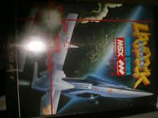 MSX super LAYDOCK MISSION STRIKER complet , NIPPON GAME & MANUAL