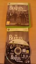 XBOX 360 THE BEATLES ROCK BAND DISC  - XBOX 360 - PAL GAME-MICROSOFT