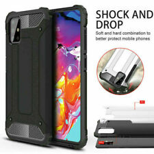 For Samsung Galaxy S20 FE Fan Edition Hybrid Armor Rugged Shockproof Case Cover