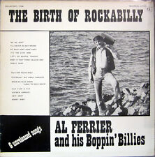LP / AL FERRIER AND HIS BOPPIN BILLIES / ROCK'N ROLL / SAME / 1966 / US  /