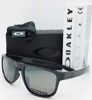 NEW Oakley Holbrook R sunglasses Grey Prizm Black Polarized 9377-0855 9377-08