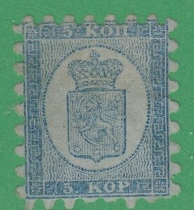 FINLAND 4  1860 5 KOP MINT NO GUM VERY ATTRACTIVE ! - §