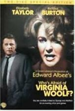 Who's Afraid of Virginia Woolf? {DVD, 2006} 2-Disc Set, Special Edition