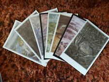 Large Collection of Alan Lee Lord Of The Rings Prints x 8