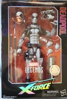 "DEADPOOL UNCANNY X-FORCE Marvel Legends 12"" TRU Exclusive Hasbro New! MIP"