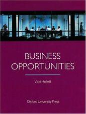 Business Opportunities: Student's Book,Vicki Hollett