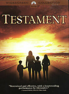 Testament DVD 1983 Jane Alexander - Nuclear Attack Drama RARE Movie