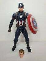 Marvel Legends MCU Studios the First Ten Years Captain America Civil War 2 Pack