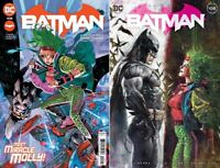 BATMAN #108 JIMENEZ MASTRAZZO SET NM JOKER HARLEY QUINN 1ST APP MIRACLE MOLLY DC