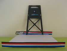 Org/Vin G.I. Joe Parts 1984 WATCH TOWER BATTLESTATION - SIDE WALL STATION #3