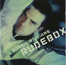CD - Robbie Williams - Rudebox - #A3886