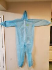 New listing Ppe Single Use Coveralls With Hood Personalprotection 25 Per Case Price