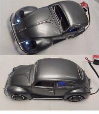 Volkswagen VW Ovali Käfer Modellauto aus Sammlung Maßstab 1:18 Bburago mit Licht
