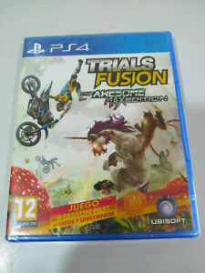 Trials Fusion The Awesome Max Edition - Juego PS4 Edicion España PAL Nuevo - 3T