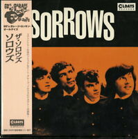 SORROWS-S/T-JAPAN MINI LP CD C94