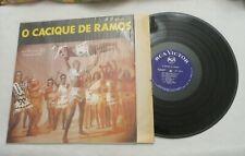 LP, O Cacique De Ramos, Água Na Bôca, Latin Brazilian Carnival, Made Brazil VG++