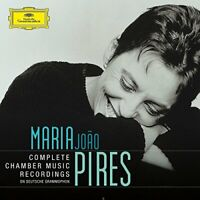 Maria João Pires - Complete Chamber Music Recordings on DG [CD]