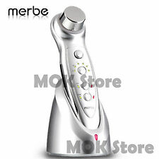 LOTTS Merbe Ultrasonic Galvanic I-on Anti Aging Skin Care Face Manager USA Fedex