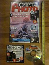 Digital Photo Magazine - Issue 113 March 2009 Winter Photos Photoshop Advice CD