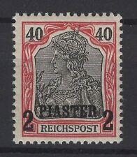 GERMAN COLONIES, DEUTSCHES REICH STAMPS, 1900, Mi. 17 I **.