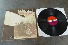 Led Zeppelin II UK 1st Press Atlantic Plum/ Red A2/B2 Lemon Song Rock Rare LP