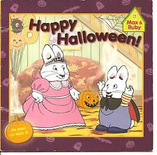 Happy Halloween! by Rosemary Wells (2008, Paperback)