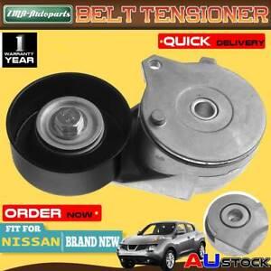 Drive Belt Tensioner for Nissan Juke F15 Qashqai J11 X-Trail XTrail T31 T32 2.0L