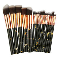 15Pcs Multifunctional Makeup Brush Concealer Eyeshadow Brush Set Tool