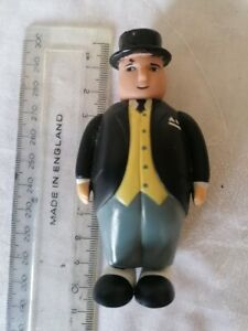 ERTL Thomas and Friends Sir Topham Hat Station Master  Fat Controller Figure