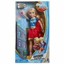 18'' Dc Super Hero Comics Supergirl Action Pose Figure Doll Girls Toy