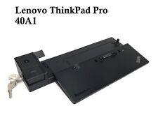 Lenovo ThinkPad X250 X260 X270 L540 P50s P51s Pro Docking Station 2 Keys NO PSU