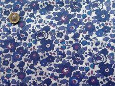 """Liberty of London - Design """"BETSY"""" - 1.05 metre x 136cm - Tana Lawn 100% Cotton"""