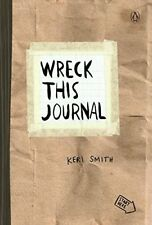 Wreck This Journal (Paper bag) Expanded Ed., Keri Smith Diary 2012