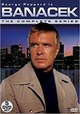 Banacek The Complete Series + Pilot Movie DVD 2008 5-Disc Set  New