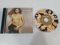 TAMARA ABRAZAME CD 2003 MUXXIC BEBU SILVETTI - 12 canciones