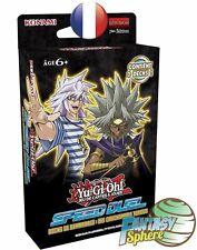 Yu-Gi-Oh  Deck de Demarrage Speed Duel : Les Cauchemars Tordus  scellé  francais