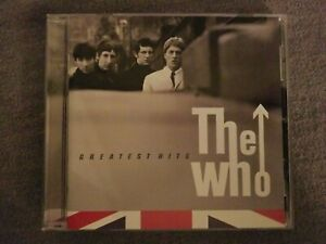 Greatest Hits by The Who (CD, Dec-2009, Geffen)