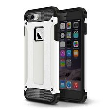 For iPhone 8 / Plus Case - Dual Layer Hybrid Shockproof Hard Armor Cover