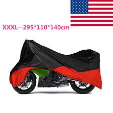 XXXL Motorcycle Cover For Harley FLHT FLHTC FLHTK FLHTCU Electra Glide
