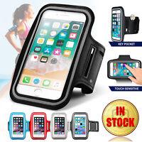 Sports Running Jogging Gym Exercise Armband Case Phone Holder Bag Cover