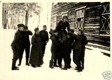 17366/ Originalfoto 9x6cm, Deutsche Soldaten in Jeltzy, 1941