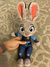New ListingZootopia Plush Officer Judy Hopps Plush Stuffed Animal Tomy Talking *Works*