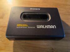 SONY WALKMAN WM-EX48 MEGA BASS DEFEKT